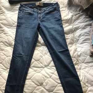 Denim - Dark wash Hollister skinny jeans